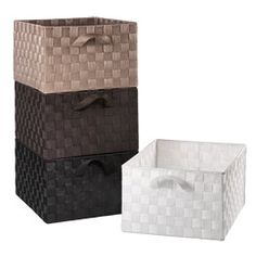 Large Tribeca Bin--like these, but not tall enough to use the entire space