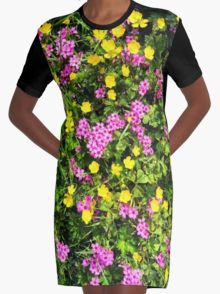 Yellow and Purple Graphic T-Shirt Dress 20% off today use code CARPE20 #redbubble #newfromredbubble #redbubbledress #digiprint #printeddress #print #pattern #patterneddress #graphicdress #graphic #sublimation #dyesublimation #alternative #fashion #ss16 #indie #indiedesign #design #tshirtdress #minidress #women #fashion #newdress #newclothes