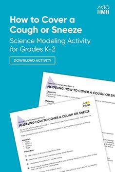 Teach your students about the science behind the CDC's list of safety measures to prevent the spread of COVID-19 and download related activities by Michael DiSpezio.  Visit Shaped, the official blog of HMHCo The Learning Company. Science Resources, Learning Resources, Activities, The Learning Company, Parents As Teachers, Elementary Science, High School Students, Problem Solving, Middle School