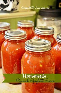 Homemade-Canned-Spaghetti-Sauce