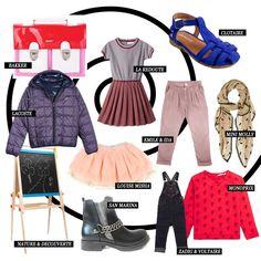 Sélection shopping : c'est la rentrée des enfants !  http://fashions-addict.com/Selection-shopping-c-est-la-rentree-des-enfants_378___14818.html