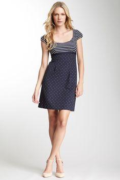 2c78a86730 #Fashion Summer Style : Philosophy by Alberta Ferretti Short Jacquard  Flower Print Dress