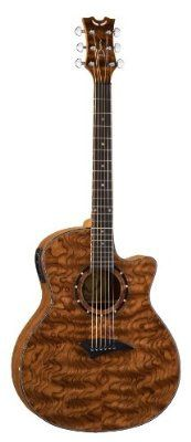 Dean Exotica Bubinga Acoustic Electric Guitar From Dean Guitars