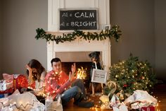 Funny Christmas photo :)