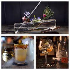 Cocktail Art. Langham's Cocktail Bar. #London W1. @langham_london #cocktails by jeremywaite