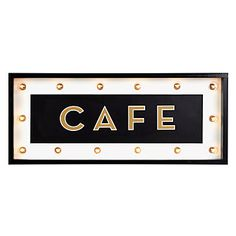 Marquee Sign | Wall-decor | Mirrors-wall-decor | Decor | Z Gallerie