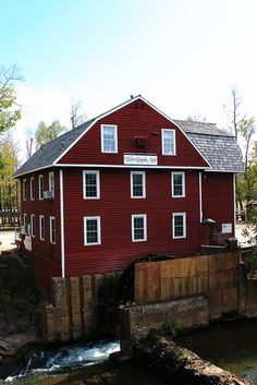 War Eagle Mill - Arkansas