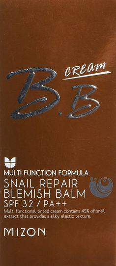 MIZON Snail Repair Blemish Balm, 1.69 Ounce * Click image to review more details. (Note:Amazon affiliate link)
