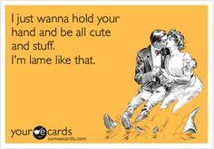 I AM lame like that :)