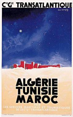Algerie-Tunisie-Maroc