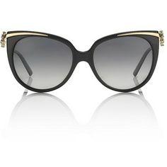 1d74d38715 Bulgari Flower Cat Eye Sunglasses Smycken Tillbehör