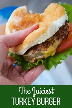 burger recipes This turkey burger recipe will be the juiciest and most delicious burger you ever did make. One secret ingredient takes these burgers over the top! These turkey burgers are simple, flavorful and of course super moist! Homemade Turkey Burgers, Ground Turkey Burgers, Best Turkey Burgers, Grilled Turkey Burgers, Turkey Burger Recipes, Ground Turkey Recipes, Turkey Burger Seasoning, Hamburger Recipes, Best Turkey Burger Recipe Healthy