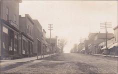 RP: Main Street , ELLSWORTH, Wisconsin , 00-10s Item# SCVIEW423607 (272671010)