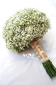 ramo de novia paniculata