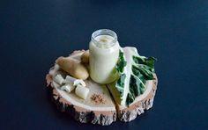 Recette de petit pot de purée / mouliné de côtes de blettes pomme de terre crème de muscade pour bébé (Dès 8 mois)