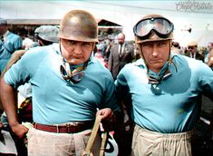 Maserati drivers: Jose Froilan Gonzalez and Juan Manuel Fangio . Grand Prix, Lotus Car, Slot Car Tracks, Old Race Cars, F1 Drivers, Formula One, Maserati, Cars And Motorcycles, Cool Photos