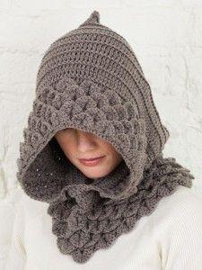 Punto Cocodrilo Crochet Tutorial y Patron - Patrones Crochet