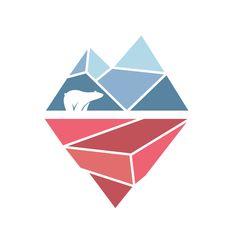 """#Logo numero 25: questo è un po' diverso dagli altri, per ovvi motivi; l'ho fatto per gli orsi, le volpi, i lupi, le foche e per tutti gli abitanti del polo. """"La sola cosa che si deve lasciar sciogliere è il cuore"""", """"Let your heart melt, not the #arctic"""". #savethearctic #polarbears #penguins #greenpeace @Greenpeaceitaly @Greenpeace #onelogoaweek #graphic #design #impiastroviola https://www.instagram.com/p/Bc9u-DChIrc/?taken-by=impiastroviola"""