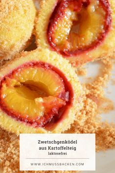 Peach, Candy, Food And Drink, Easy Meals, Baking, Pie, Lactose Free Desserts, Pistachio Dessert, Cinnamon
