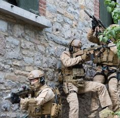Belgian Special Forces during hostage rescue training