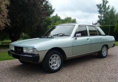 Peugeot 604 v6 ti 1979