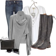 """""""fall"""" by stacy-gustin on Polyvore"""