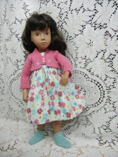 Your place to buy and sell all things handmade Doll Shoe Patterns, Sasha Doll, Doll Wardrobe, Wellie Wishers, Silk Wool, Finger Weights, Doll Shoes, Knitted Dolls, Knitting Socks