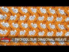 Two colors diagonal