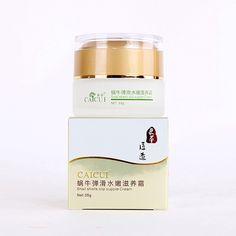 Snail Face Cream Skin Whitening Cream Fade Dark Spots Anti-Aging Anti Wrinkle Advanced Night Repair Day Cream Face Care Beauty