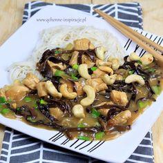 Moja wersja kurczaka Gong Bao, czyli moje ulubione danie kuchni chińskiej po lekkim tuningu | Qchenne Inspiracje