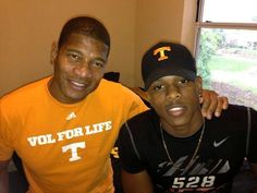Like father, like son. 34 years ago Lee Jenkins played for the University of Tennessee, now his son Ryan will be a running back for the Vols.