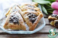 """Печенье """"Хаменташн"""" - кулинарный рецепт"""