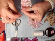 2nd Parcel from marion Craft & A Gorgeous Shabby Chic Flower Tutorial - jennings644