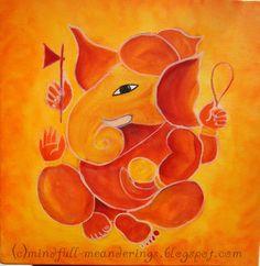 Artsy Craftsy Mom: Ganesha 2