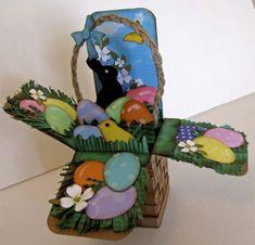 Another Tisket Tasket Basket by Alene - Cards and Paper Crafts at Splitcoaststampers