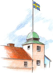 Svenska flaggans historia