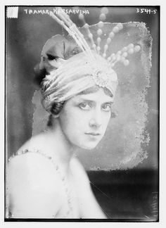 Tamara Platonovna Karsavina (10 March 1885 – 26 May 1978) was a famous Russian ballerina, renowned for her beauty, who was most noted as a Principal Artist of the Imperial Russian Ballet and later the Ballets Russes of Serge Diaghilev. After settling in Hampstead, England, she began teaching ballet professionally and would become recognised as one of the founders of modern British ballet. She assisted in the establishment of The Royal Ballet and was a founder member of the Royal Academy of…