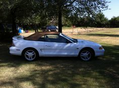 1994 Ford Mustang GT Convertible