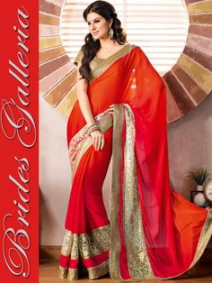 Shaded Satin Jacquard Saree indian sarees 2013 [BGSA 19268] - US $85.49 : Punjabi Suit, Designer Sarees , Anarkali Suit, Salwar Kameez, Bridal lehenga Choli, Churidar Kameez, Anarkali Suit, Punjabi Suit Designer Indian Saree, Wedding Lehenga Choli