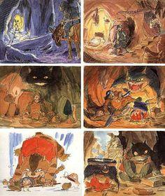 1980年代にジブリによって企画された、まったく違う「もののけ姫」がある - グノシー