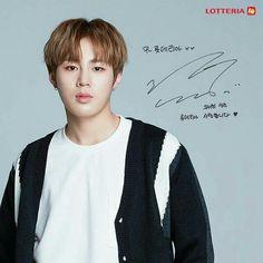 Lotteria x Wanna One My Big Love, First Love, Guan Lin, Lai Guanlin, Ong Seongwoo, Kim Jaehwan, Getting Back Together, Ha Sungwoon, Ji Sung