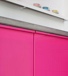 Popstahl I Küche I Farben