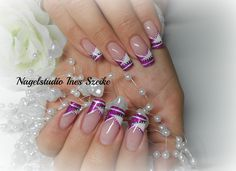 Nails by Ines Szeike from www.nageldesign-galerie.de