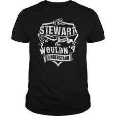 I Love ITS A STEWART THING Shirts & Tees