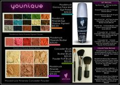 Best Makeup line ever! www.youniqueproducts.com/lisamcclees