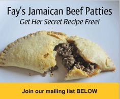 Spicy Jamaican Beef Patties Recipe | Cook Like a Jamaican