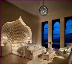 Moroccan Bedroom Room 00002   Home Design Ideas