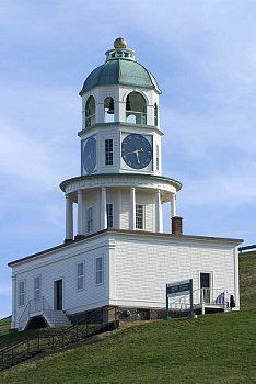 The Historic Clock Tower, Halifax, Nova Scotia, Citadel Hill. I loved Halifax! I went in September, sunny & beautiful. Would LOVE to visit again. O Canada, Canada Travel, High Building, Atlantic Canada, Cape Breton, Prince Edward Island, Beautiful Sites, New Brunswick, Quebec City
