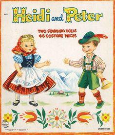 Heidi and Peter