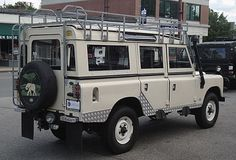 land rover 109 - Google Search